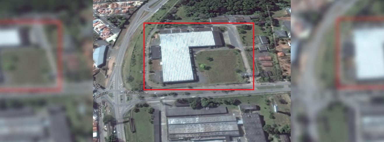Leilão do Complexo Industrial da falida Inamel Indústria de Móveis de Aço de Mogi Mirim  – interior do Estado de São Paulo